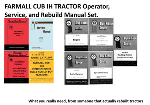 Farmall Cub Parts In Stock | JM Builder Supply and Equipment