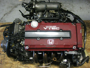 Acura Integra Dc2 B18c Type R Spec Engine 5speed Spoon Lsd Transmission Jdm B18c