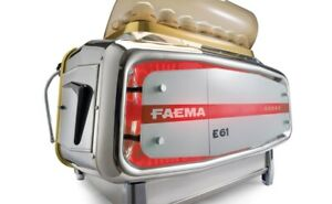 Faema E61 Jubilee 2 Group Commercial Espresso Machine