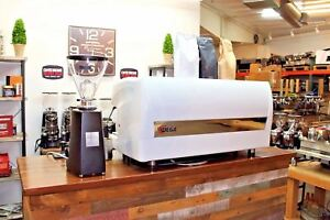 Wega Polaris High Cup 3 Group Commercial Espresso Machine