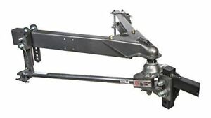 Husky 32215 Center Line Ts Weight Distributing Hitch 400 600 Lb Tongue Wt Cap
