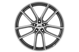 New Replacement 20x8 Inch Gunmetal Polished Wheel Rim For Jeep Liberty 2008 2013