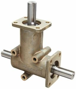 Andantex R3300 2 Anglgear Right Angle Bevel Gear Drive Universal Mounting Two