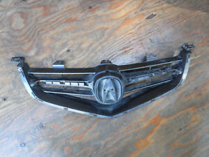 2004 2005 Acura Tsx Inner Front Grille