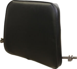 Ac210b Seat Back Black Vinyl For Allis Chalmers 160 170 175 180 Tractors