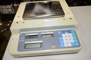 Digi Matex Dc 130 Counting Scale