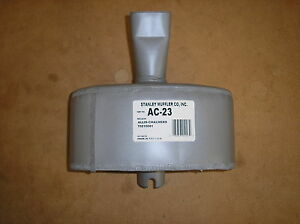 Allis Chalmers B Ib C Ca New Under Hood Muffler Ntp39 369