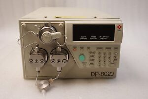 Tosoh Dp 8020 Complete Hplc Free Ship