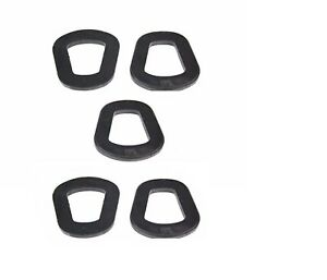 Set Of 5 Jerry Can Seals Replacement Gaskets Nato 10l Or 20l Cans Or Spouts