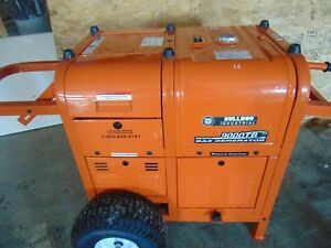 Bulldog Industrial 9000 Tb B9000tb Gasoline Generator 420cc Max Out 8400 Watts