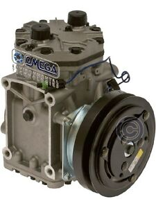 New Et210l York A C Compressor W 1wire 1 Grv 6in 12v Clutch