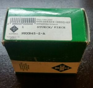 Ina Nkxr45 z Needle Roller Thrust Bearing