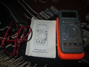 Blue point Eedm503a Multimeter Not Tested