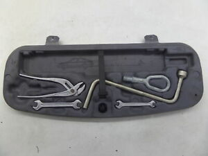 Bmw 325ci Under Trunk Tool Kit E46 00 03 Oem