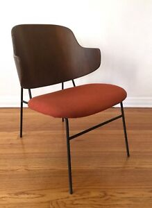 Penguin Chair By Ib Kofod Larsen For Selig