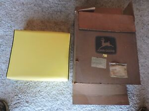 John Deere Oem Seat Cushion yellow For 320 330 Tractors At156677 Nos