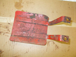 Used Farmall Mower Pto Belt Pulley Guard For A B C 100 130 140 200 230