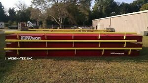 11x70 Survivor Steel Deck Truck Scale New On Lot Ready To Ship