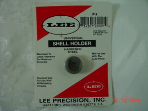 LEE UNIVERSAL SHELL HOLDER  R14   Lot of 2