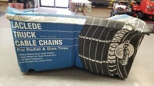 Laclede Truck Tire Cable Chains 2019 tc