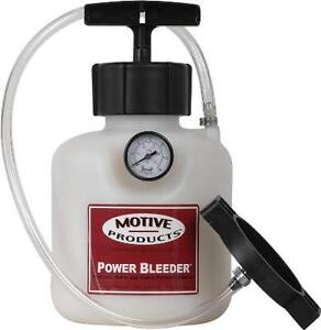 C5 C6 C7 Corvette 1997 2014 Motive Power Brake Bleeder