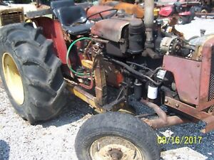 International Tractors 444 354 460 656 a c h cub Complete Or Will Sell Parts
