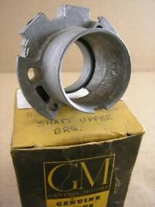 1959 1962 Pontiac 3 Speed Exc Tempest Shaft Upper Bearing Support Nos 531864