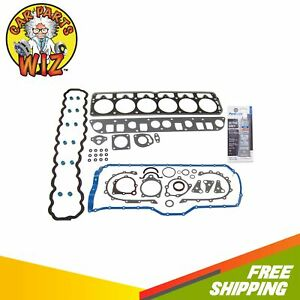 Full Gasket Set Fits 94 95 Jeep Grand Cherokee L6 Ohv 12v 4 0l Vin S Cu 242