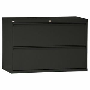Alera Lateral 2 Drawer File Cabinet
