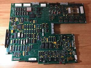 Thermo Finnigan 96000 21160 Mat Gcq Mass Spectrometer Main System Board