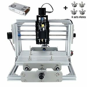 Cnc Diy Router Wood Engraving Machine 2417 Grbl Control Wood Carving Milling