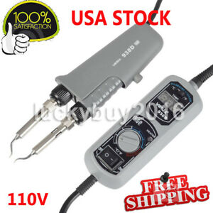 Yihua 938d Portable Hot Tweezers Mini Soldering Station 110v Usa Shipping
