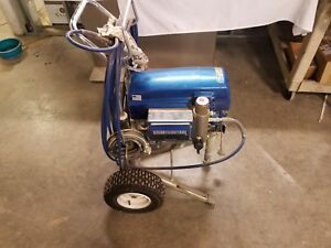 Graco Ultimate Mxii 1095 Electric Airless Paint Sprayer Model Number 826131