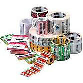 Zebra Consumables 8000d Near ir Paper Label Direct Thermal 4 X 8 1 Core