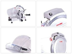 Commercial Meat Slicer Food Cheese Electric Cutter 10 Blade 150w High New