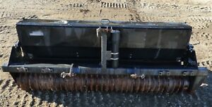 Bobcat 72 Seeder Attachment Skidsteer Quick Attach And 3 point Hitch