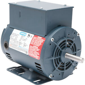 Leeson Air Compressor Electric Motor 2 Hp Model 116512 Free Shipping