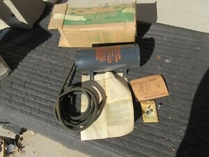 Nos 1937 1948 Chevy Radiator Overflow Return Tank Original Chevrolet Accessory