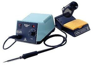 Weller Wes51 50 watt Analog Soldering Station 120 Vac