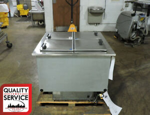 Delfield 227 Commercial Self Contained Drop In Ice Cream Freezer