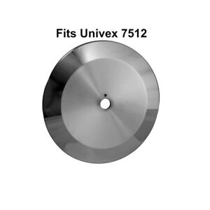 Replacement Blade For Univex Intedge Meat Deli Slicer Fits 7512 Machine Italian