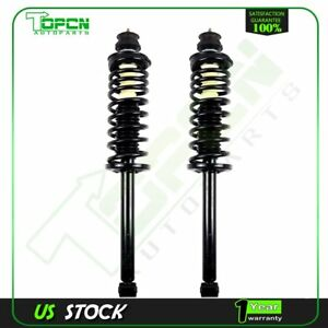 For 1993 1994 1995 1996 1997 1998 Volkswagen Jetta 2 Rear Struts Coil Springs