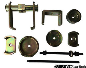 Mercedes Benz W204 Rear Subframe Front Rear Bush Removal Installation Tool Set