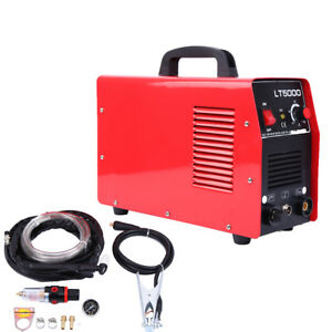110v 50 Amp Digital Inverter Air Plasma Cutter Metal Cut Cutting Machine