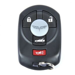 C6 Corvette 2005 2007 Keyless Entry Remote Key Fob 2