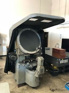Jones Lamson Model Fc 30 30 Floor Model Optical Comparator