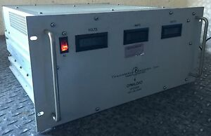 Dynaload Sps3668 Power Supply 130v 25a 3000 Watts Laboratory Industrial Testing