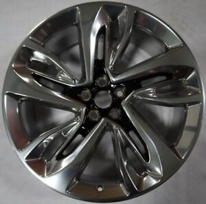 Oem Original 21 Lincoln Mkx Wheel Factory Stock 10076
