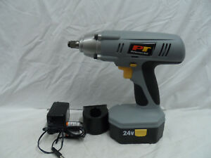 Performance Tools W50042 Cordless Impact Wrench