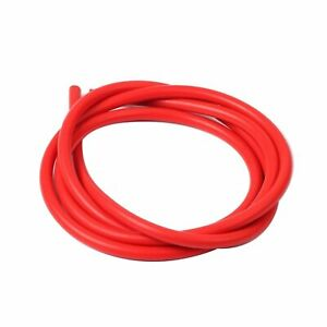 10 Feet 3mm 1 8 Red Silicone Vacuum Hose Universal Air Tube Pipe line tube